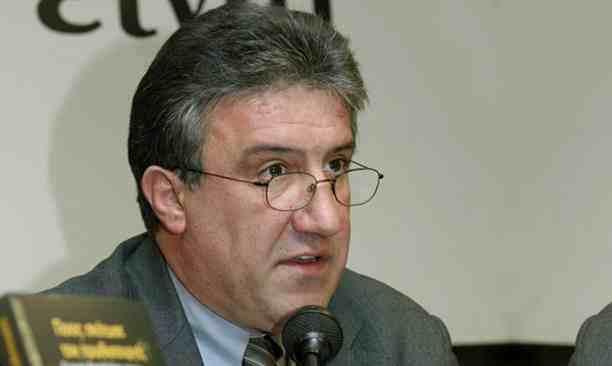 """Γ. Λακόπουλος: Αρκετοί δημοσιογράφοι συνήθισαν το """"τέρας"""", επειδή… άρχισαν να του μοιάζουν"""